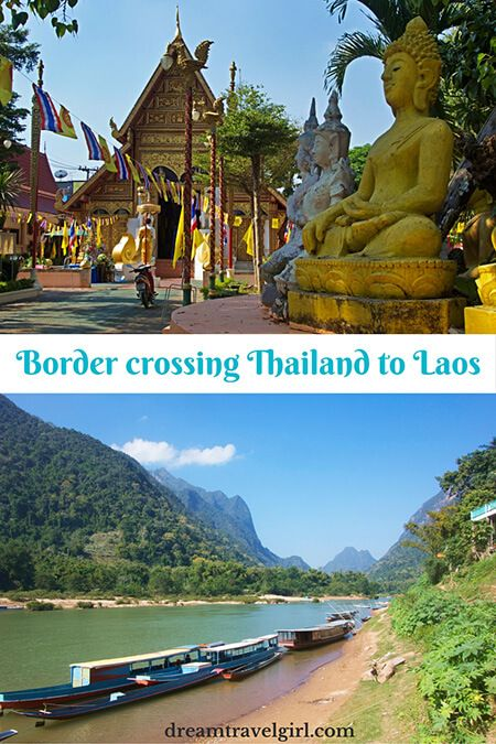 All you need to knpw about the Thailand to Laos border crossing. The border crossing Chiang Khong - Huay Xai changed in December 2013. This information is based on my experience in December 2014 and updated in 2016. Click to read more.
