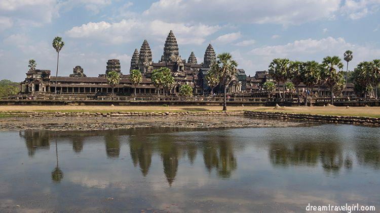 Angkor Wat, one of the Angkor temples, Cambodia