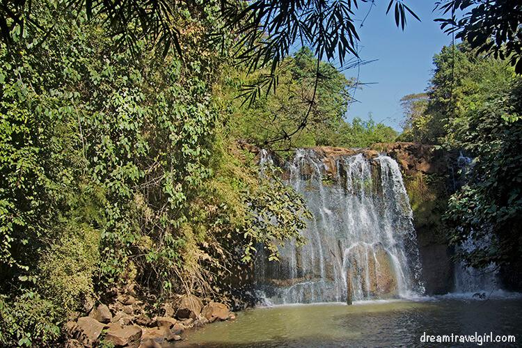 Waterfall in Ban Lung
