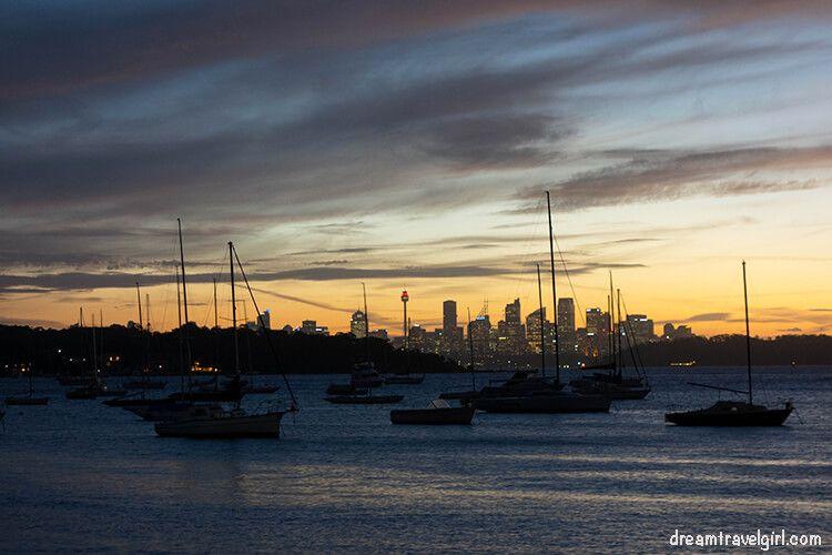 Australia_Sydney_night