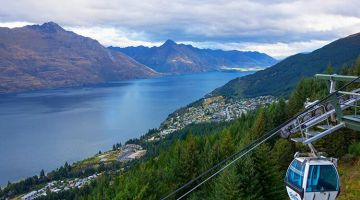 Queenstown, Glenorchy and Middle Earth