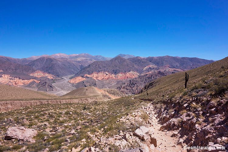 Solo travel in Argentina
