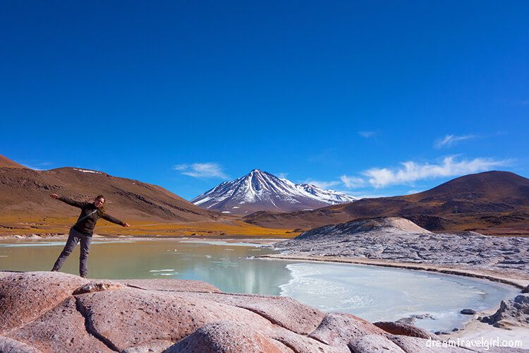 Viajar sola en Chile