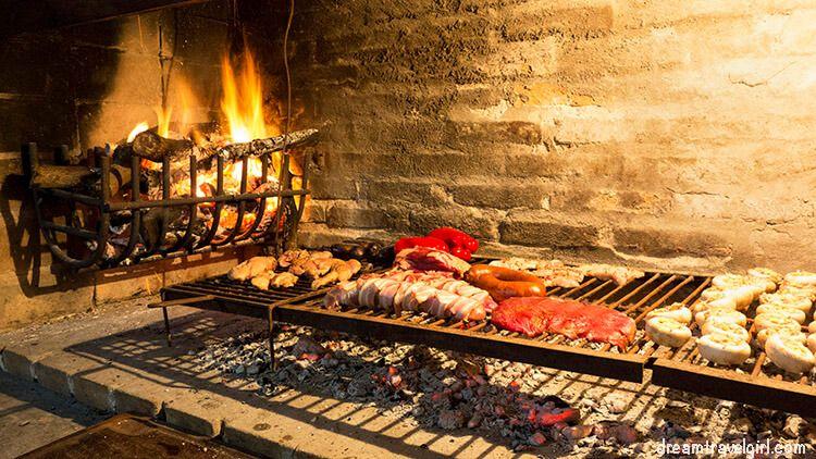 Barbacoa y hospitalidad en Uruguay