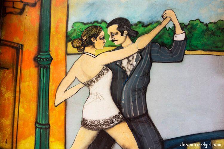 Tango in Caminito