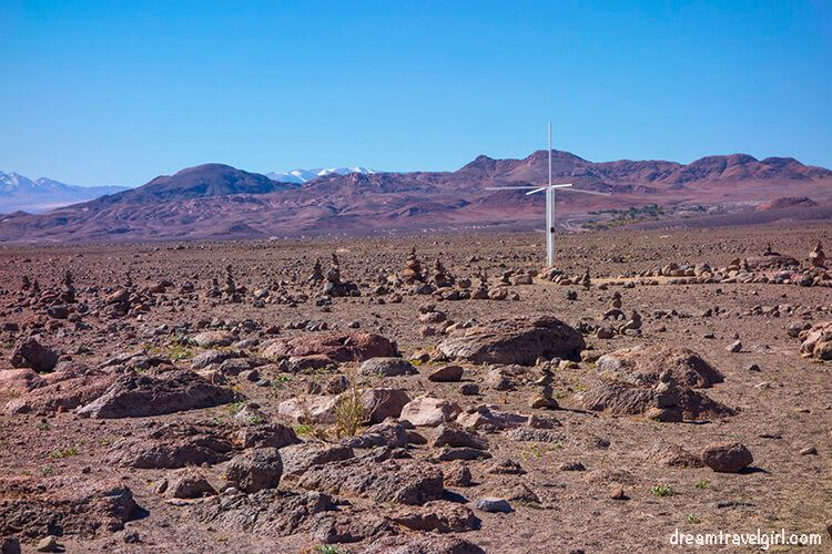 Tropic of Capricorn and Inca Trail
