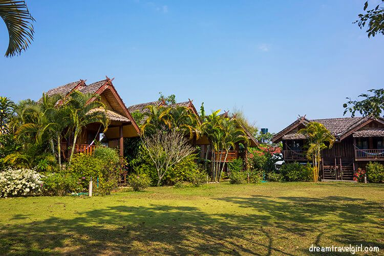 Bungalows in Pai