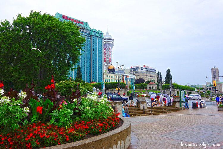 Niagara Falls Canada - hotels