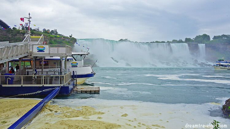 Niagara Falls exploited wonder of nature: polluted water