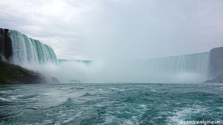 Niagara Falls, wonder of nature