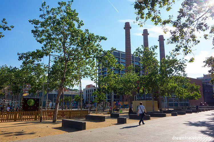 3 Chimneys Park