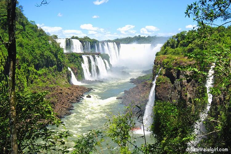 Cataratas de Iguazú, Argentina/Brasil