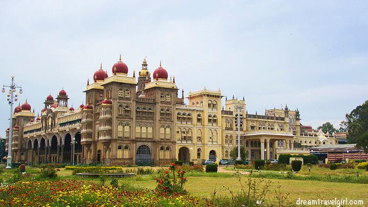 Places to visit in South India: Mysore, Karnataka