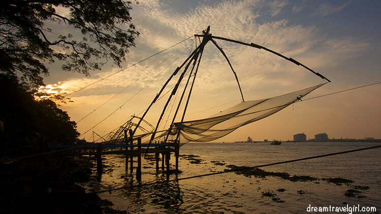 Places to visit in South India: Kochi, Kerala