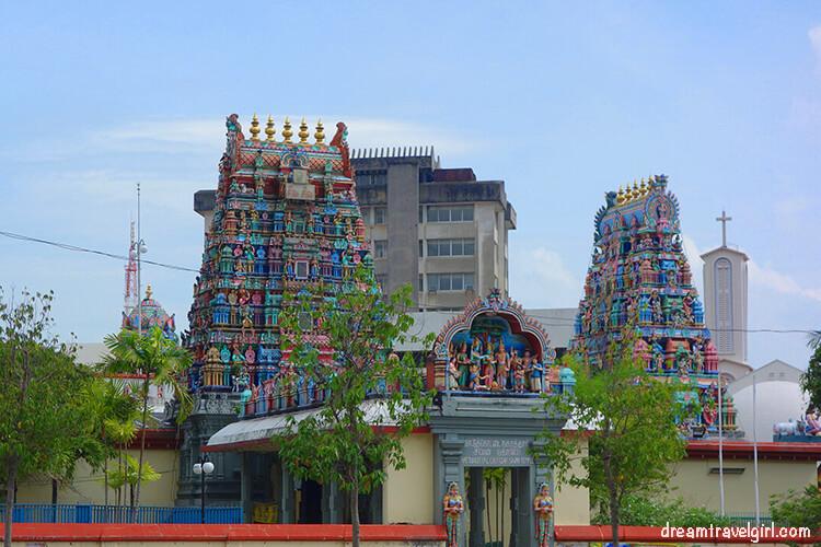 Nagarathan Siva Temple