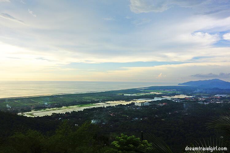 Views from Bukit Genting, Penang
