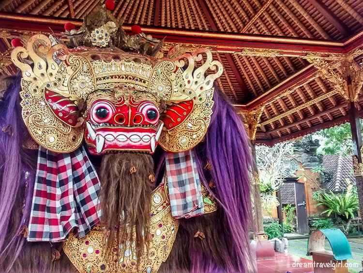 Morong, Water Temple in Ubud, Bali