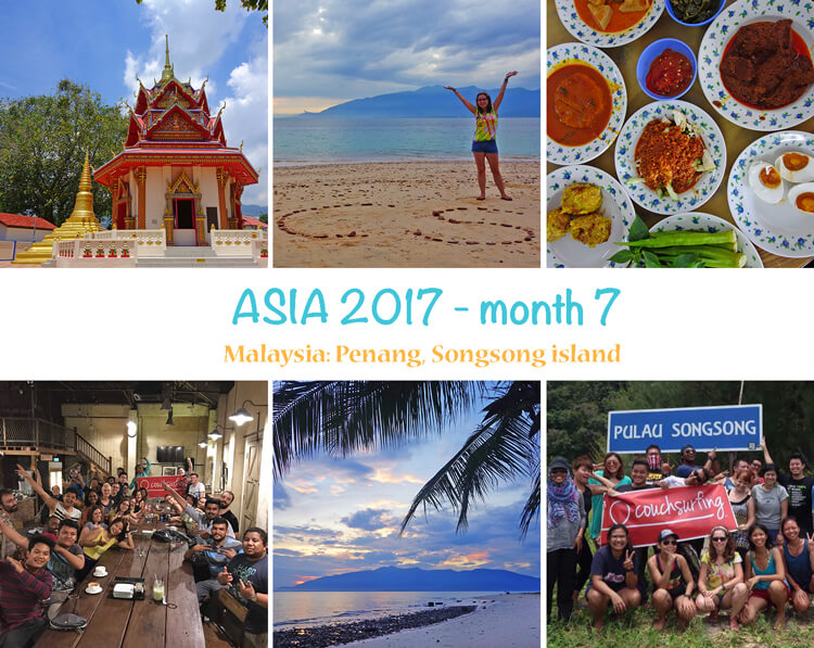 First year as digital nomad: photo summary of month 7