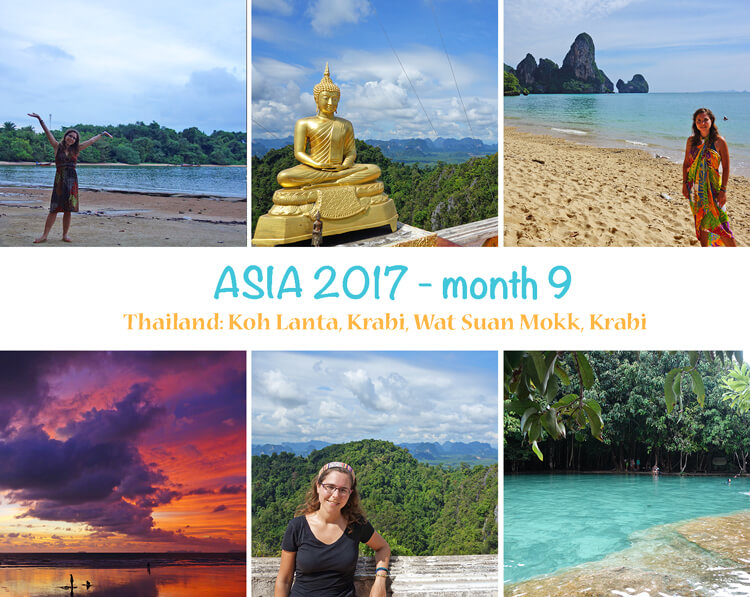 First year as digital nomad: photo summary of month 9