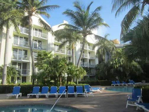 Ocean Suites Resort Building