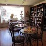 Lakefield Ontario The Chocolate Rabbit Tea room