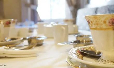 Elegant High Tea at the Windsor Arms Hotel