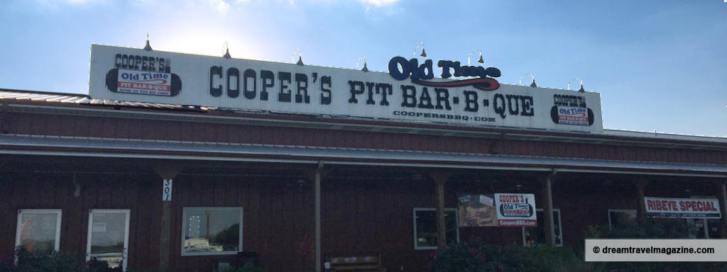 Cooper's Old Time Pit BBQ A First Timer's Guide to Texas BBQ