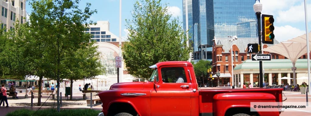 Fort Worth Texas Compact Urban City with a Little Touch of Cowboy Culture