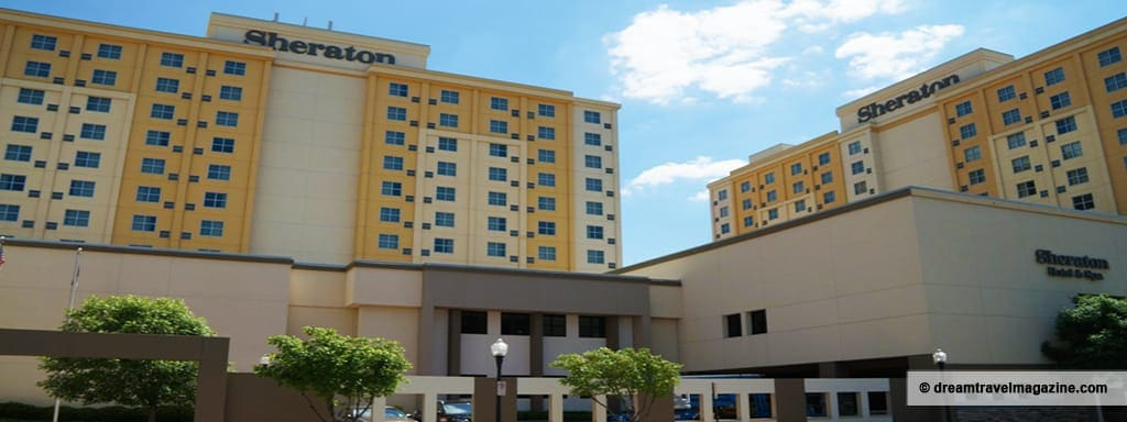 Hotel Review: Sheraton Fort Worth Hotel and Spa Texas