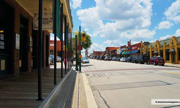 One Day in Grapevine Texas! A #TexastoDo list!