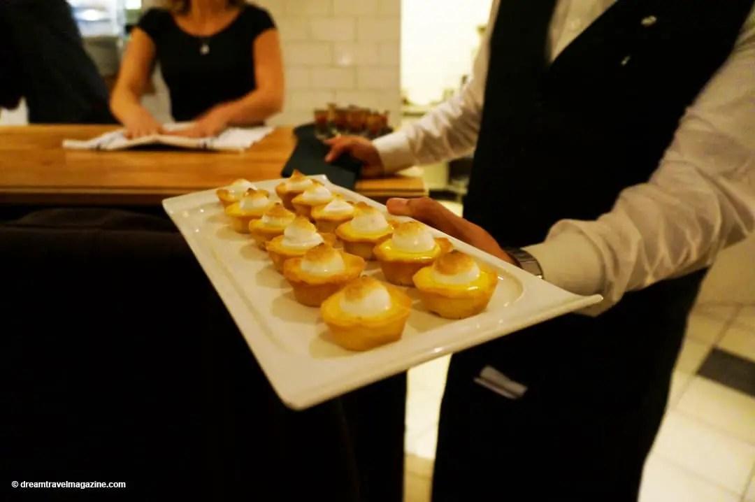 Desserts at Aberdeen Tavern Hamilton Food Tour