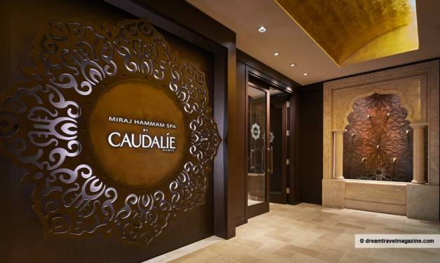 Middle Eastern Luxury at Miraj Hammam Spa by Caudalie at Toronto's Shangri-La Hotel