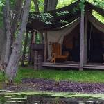 Camping is a Girl's Dream when Glamping at Oakwood Escape
