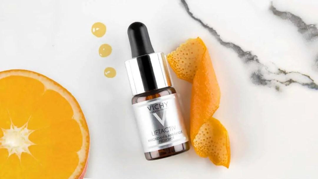 Vichy Liftactive vitamin C brightening serum