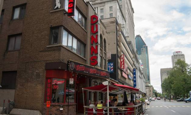 Dunn's Famous Montreal Smoked Meat Deli