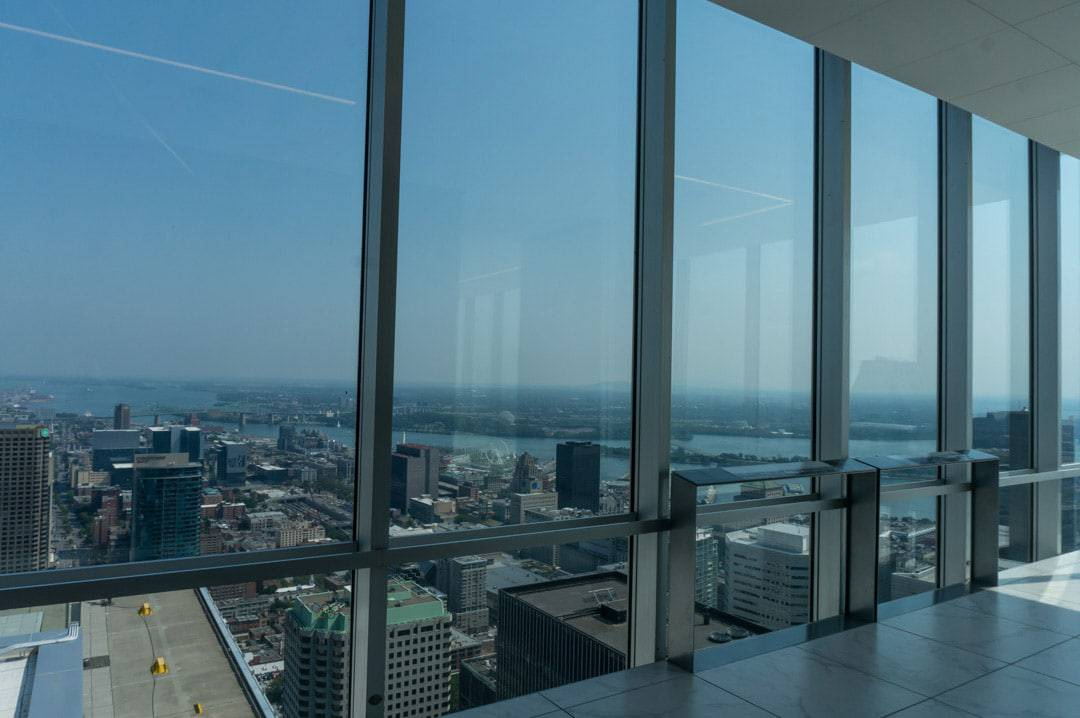 Which is the Best Observation Deck in Montreal?
