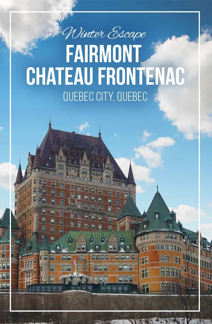 A winter escape at the Fairmont Chateau Frontenac in Quebec City includes luxury hotel accommodations, great dining and a superior location close to all that is happening in the old city. Check out our suggestions for where to eat and what to do during your winter getaway at the Fairmont Chateau Frontenac.   Luxury Hotel   Quebec City   Quebec   Winter   Fairmont   Chateau Frontenac   Canada  