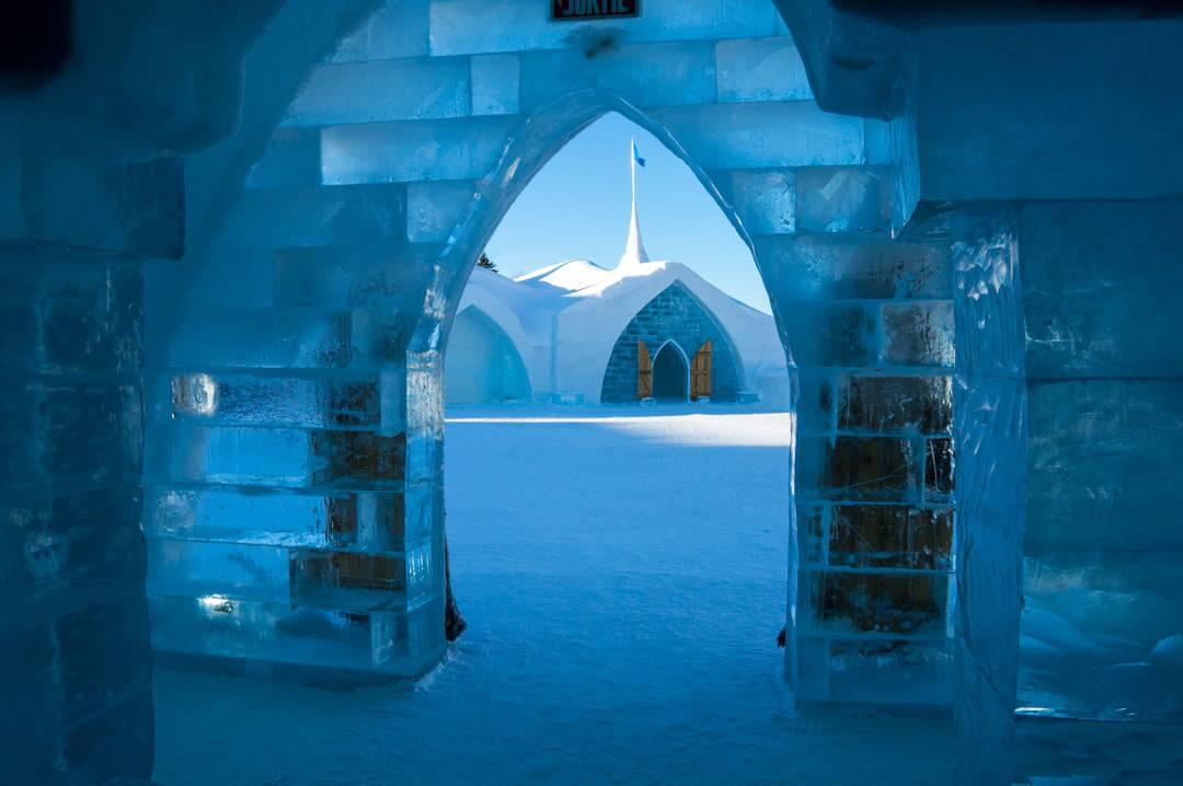 Hotel De Glace Quebec City Ice Hotel 2018-231