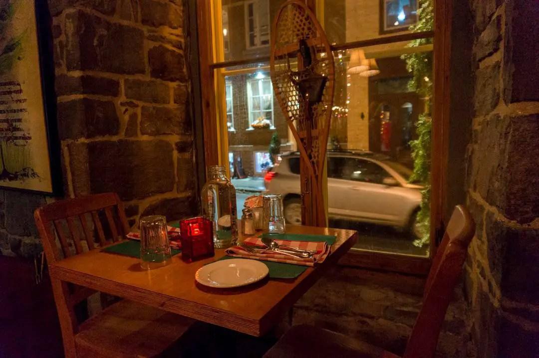 La Buche Restaurant Quebec City-119