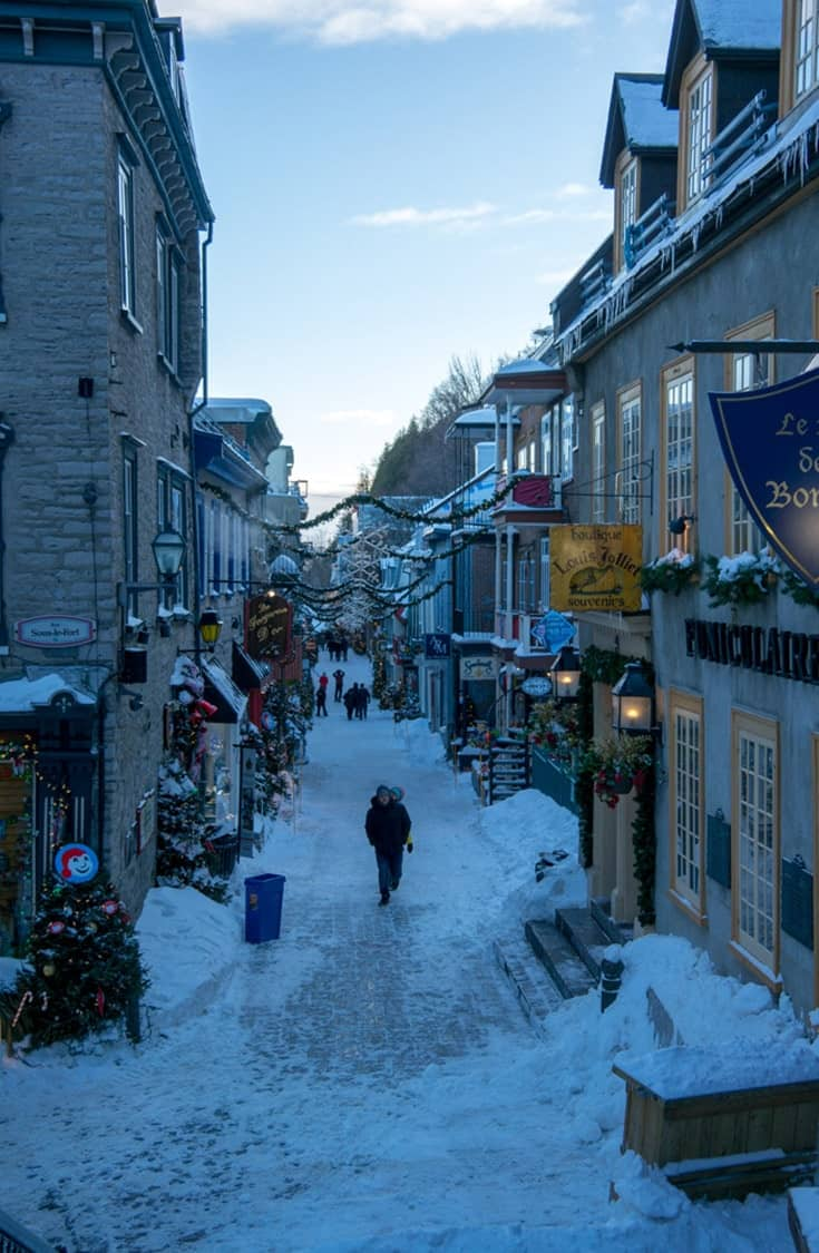 Quebec City is a picturesque winter wonderland perfect for a dream winter getaway. In this article, we share a list of 10 things you must do during winter in Quebec City.   Quebec City   Winter   Travel   Quebec   Winter Escape  