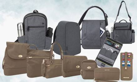 Travelon has the Right Anti-Theft Bags in Styles you Want