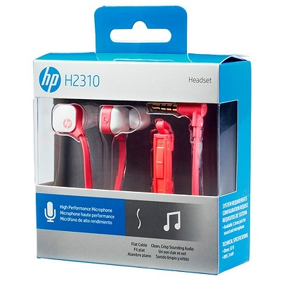 HP Coral In Ear Headset – H2310