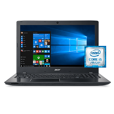 Acer Aspire 3 A315-51-5ISL Intel Core i5 Laptop 15.6 Inch 6 GB RAM 1 TB Hard Drive