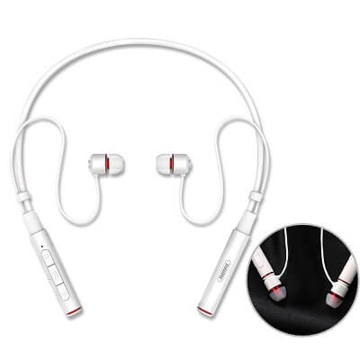remax Remax – RB-S6 Bluetooth 4.1 Wireless Stereo Neckband Headphones