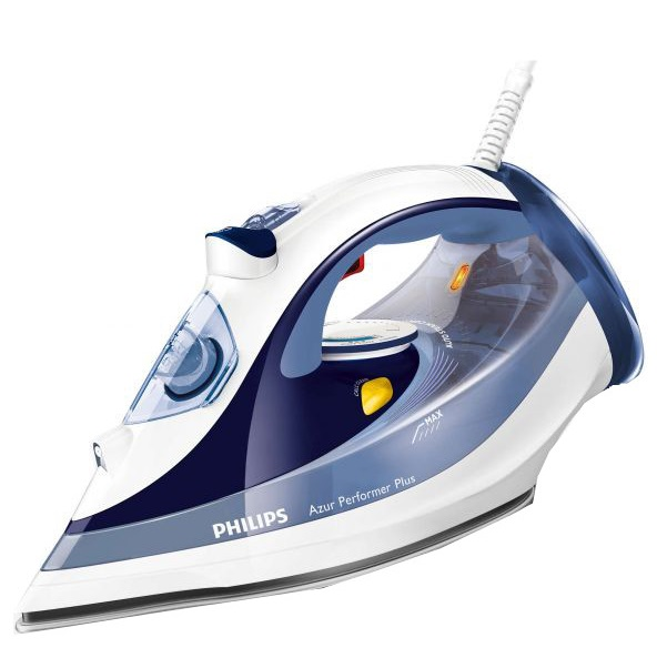 Philips Perfect Care Steam Iron, Blue – GC4517