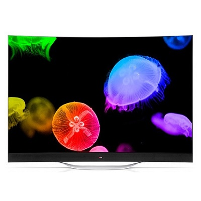 LG OLED Smart 3D TV 55 Inch - EG970T