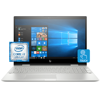HP Envy x360 15t cn000 Intel Core i7