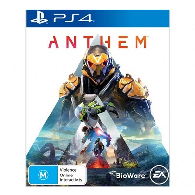 Anthem Playstation 4