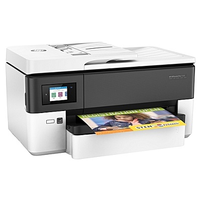 HP OfficeJet Pro 7720 All-in-One Colour Printer