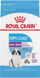 Royal Canin Giant Puppy Dry Dog Food - Best Large Breed Puppy Food